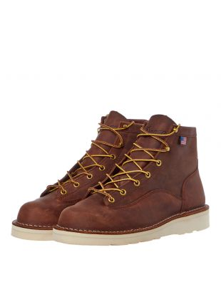 Bull Run Boot - Tobacco