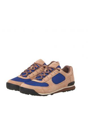 Jag Low Shoes - Beige / Blue