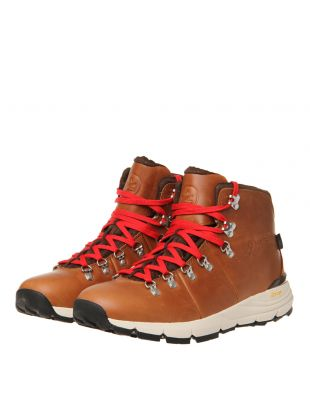 Mountain 600 Boots - Tan