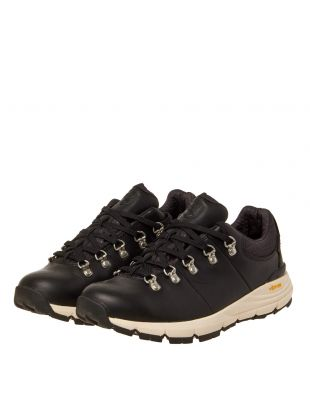 Mountain 600 Low Shoes - Black