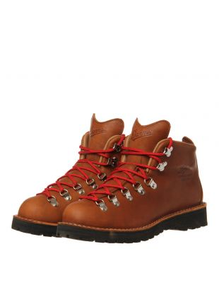 Mountain Light Boots - Cascade Tan