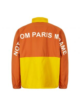 Jacket NFPM Windbreaker - Orange / Yellow