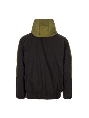 Jacket - Black / Olive
