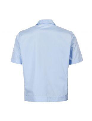 Short Sleeve Shirt - Blue