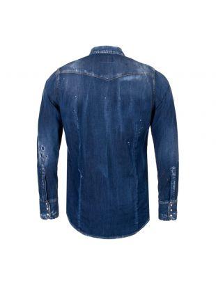 Denim Shirt - Blue Wash