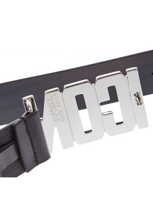 Icon Belt – Black