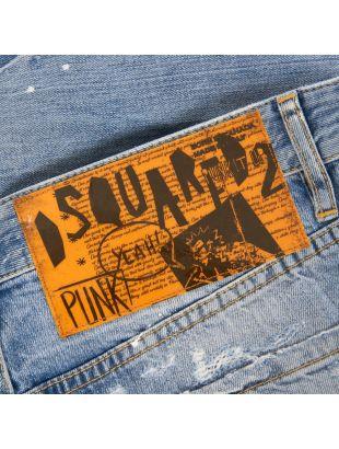 Jeans Cigarette - Washed