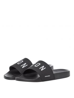 Icon Sliders - Black