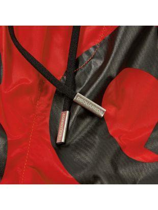 Swim Shorts DSQ2 - Red