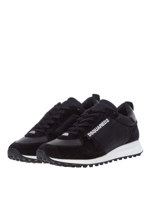 Trainers – Black