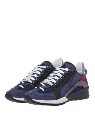 Trainers – Navy / Black
