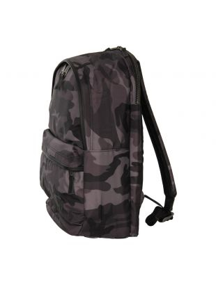 Back to Work Backpack - Constructed Camo Black