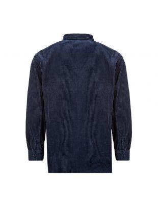 Corduroy Shirt - Navy