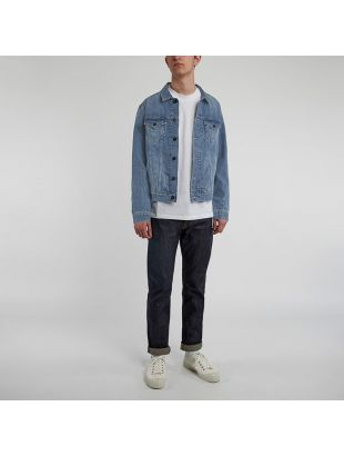 Denim Jacket - Kingston Blue