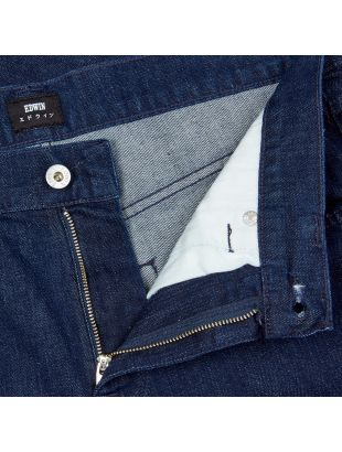 ED-55 CS Jeans - Rinsed