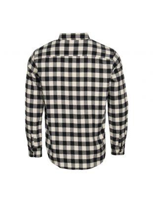 Labour Shirt - Off White/Black