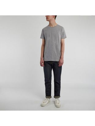 T-Shirts Double Pack - Grey Marl