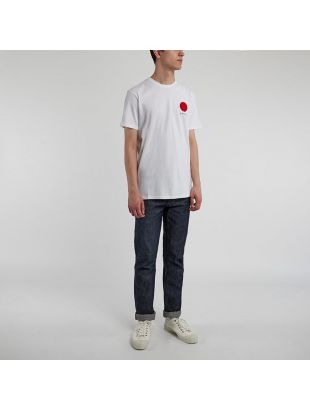 Japanese Sun T Shirt - White