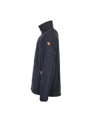 Fleece Sten - Navy