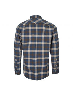 Shirt Skog - Blue / Grey