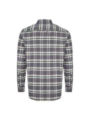 Shirt Ovik Heavy Flannel - Dusk / Blue