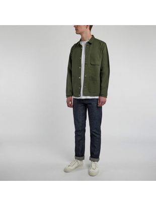 Jacket Assembly - Military Green