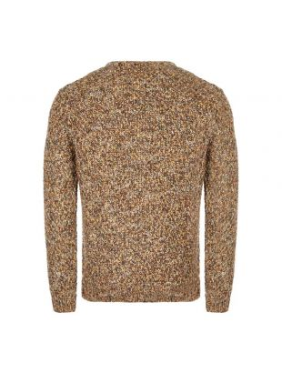 Knitted Jumper – Caramel Mix