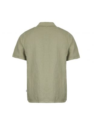Short Sleeve Shirt – Washed Green