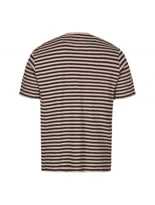 T-Shirt - Navy / Oatmeal