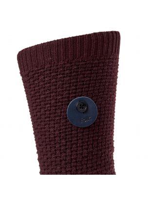Socks - Plum