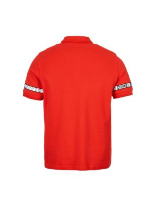 Art Comes First Polo Shirt - Red