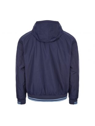 Sports Jacket - Carbon Blue