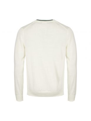 Merino Jumper - Light Ecru