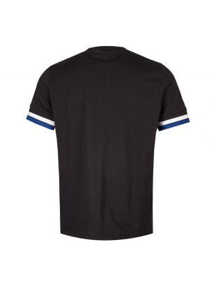 T-Shirt Bold Tipped - Black