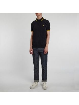 Polo Twin Tipped  - Black