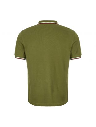 Polo Shirt Twin Tip - Cypress Green