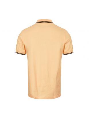 Polo Shirt Twin Tipped - Orange / Black