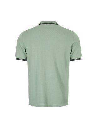 Polo Shirt Twin Tip - Green / Black