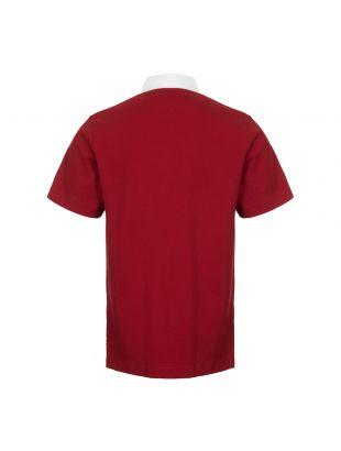 Polo Shirt - Deep Scarlet