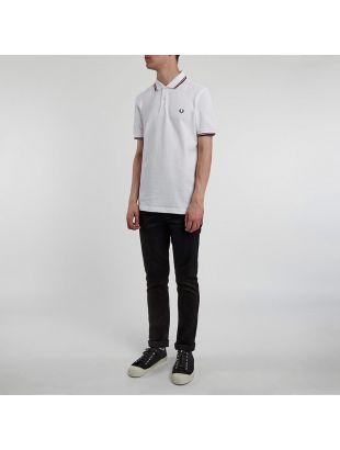 Polo Twin Tipped - White