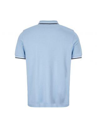Polo Shirt Twin Tip - Sky / White / Black