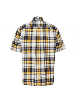 Short Sleeve Shirt - Peanut / Black