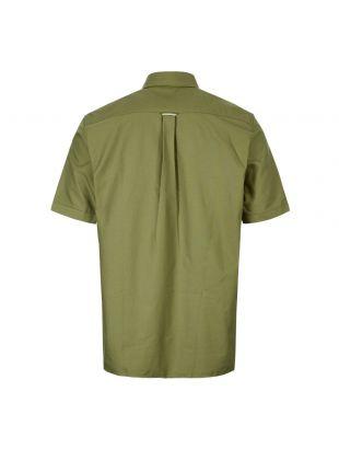 Short Sleeve Shirt - Cypress Green