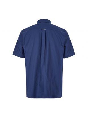 Short Sleeve Shirt - French Navy