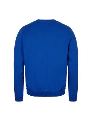 Taped Sweatshirt - Regal Blue