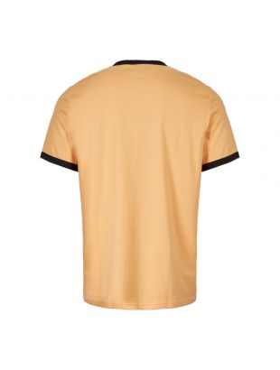 T-Shirt Ringer - Apricot Nectar