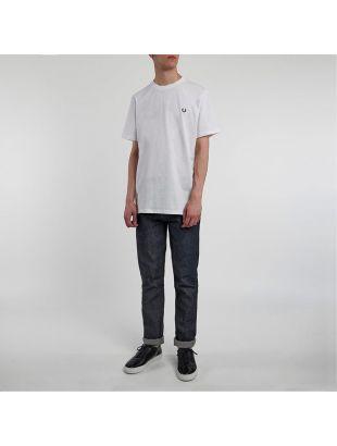 T-Shirt - White Crew Neck
