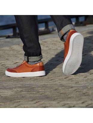 M.I.E. Sneakers 25 Years - Tan