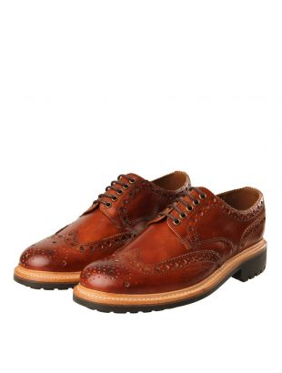 Archie Brogues – Tan