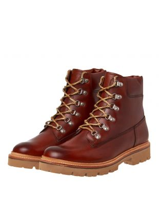 Rutherford Calk Boots - Tan